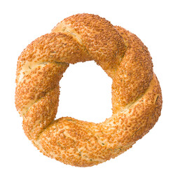 Dill Flavored Simit , 2 Pieces - Thumbnail