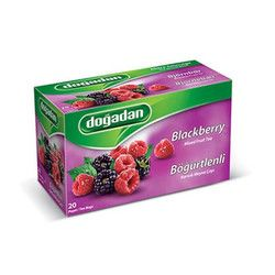 Doğadan - Blackberry Mixed Fruit Tea , 20 teabags