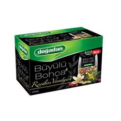 Doğadan - Büyülü Bohça Mixed Herbal Tea with Rooibos and Vanilla , 16 teabags