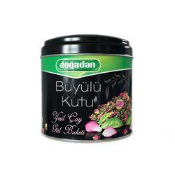 Doğadan - Büyülü Kutu Green Tea with Rose , 85 g