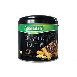 Doğadan - Büyülü Kutu Mixed Herbal Tea with Chai , 3.5oz - 100g