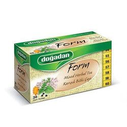 Doğadan - Form Mixed Herbal Tea , 20 teabags