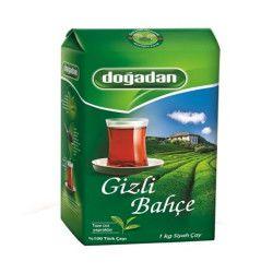 Doğadan - Gizli Bahçe Black Tea , 1000 g