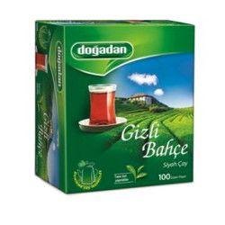 Doğadan - Gizli Bahçe Tea , 100 teabags