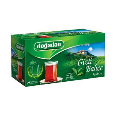 Gizli Bahce Tea , 25 teabags 2 pack