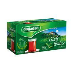 Doğadan - Gizli Bahçe Tea , 25 teabags