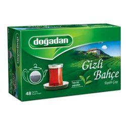 Doğadan - Gizli Bahçe Tea , 48 teapotbags