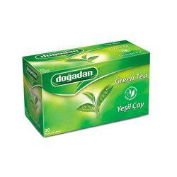 Doğadan - Green Tea , 20 teabags