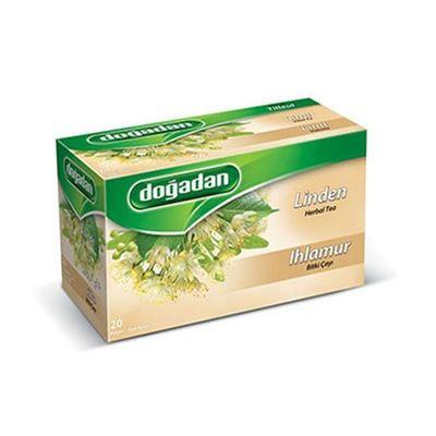 Linden Herbal Tea , 20 teabags 2 pack
