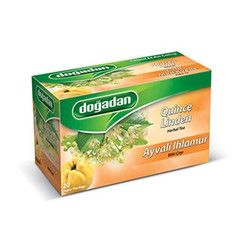 Doğadan - Quince-Linden Herbal Tea , 20 teabags