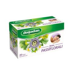 Doğadan - Relax with Passiflora , 20 teabags