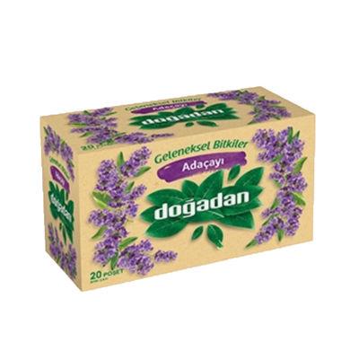 Sage Herbal Tea , 20 teabags 2 pack