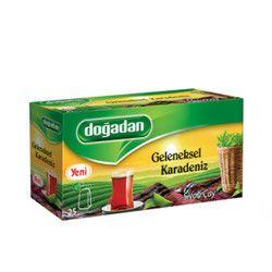 Doğadan - Traditional Back Sea Tea , 25 teabags