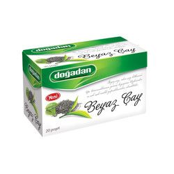 Doğadan - White Tea-Plain , 20 teabags