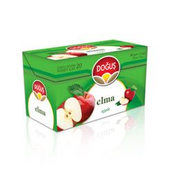 Doğuş - Apple Tea , 20 teabags