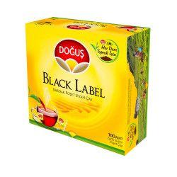 Doğuş - Black Label Tea Pot Bags Turkish Tea , 100 teabags