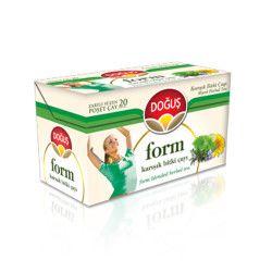 Doğuş - Form Tea , 20 teabags