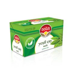 Doğuş - Green Tea , 20 teabags