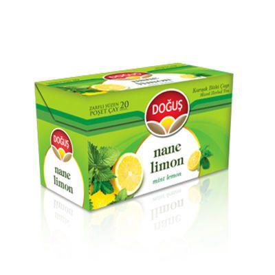Mint-Lemon Tea , 20 teabags 2 pack