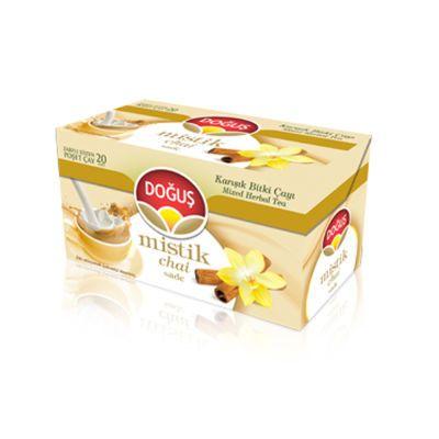 Mystic Chai Herbal Tea , 20 teabags 2 pack