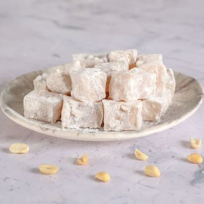 Double Roasted Turkish Delight with Peanut, 17.63oz - 500g