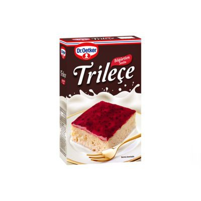 Trilece with Blackberry Sauce , 315 g