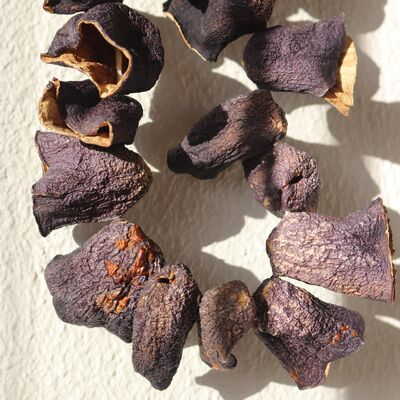 Dried Eggplant , 25 pieces
