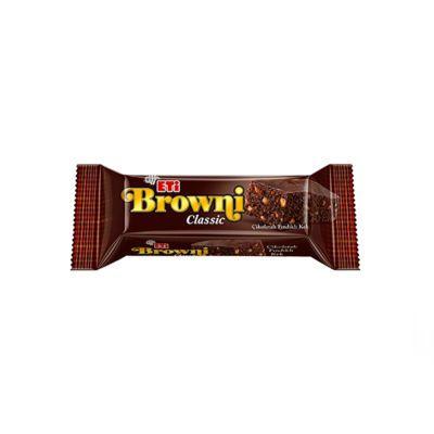 Browni Chocolate Hazelnut Cake Box , 24 pieces