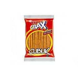 Eti - Crax Plain Stick Cracker Box , 16 pieces