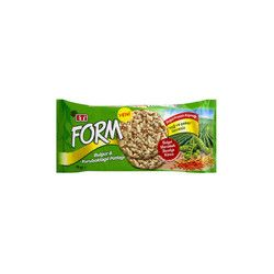 Eti - Form Bulgur and Legumes Puffed , 1.7oz - 49g 6pieces