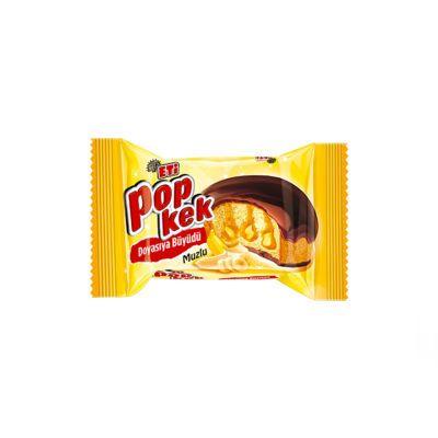 Popkek Cake With Banana Box , 24 pieces