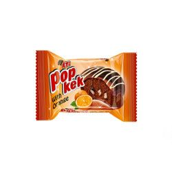 Eti - Popkek Cake With Orange Box , 24 pieces