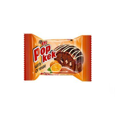 Popkek Cake With Orange , 4 pack