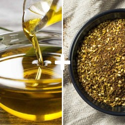 Extra-virgin Olive Oil and Zaatar - Thumbnail