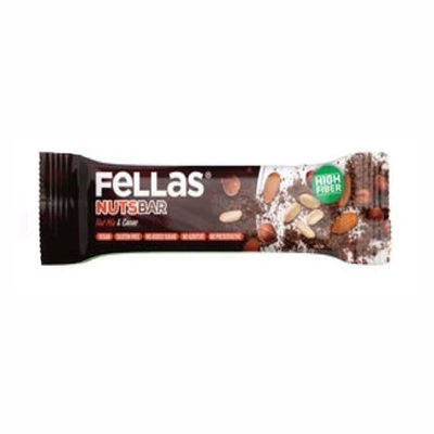 Fellas Nuts and Protein Bar , 40g 3 pack