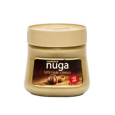 Nuga Milky Hazelnut Cream , 14oz - 400g