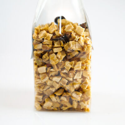 Flavored Dried Apple , 3.5oz - 100g