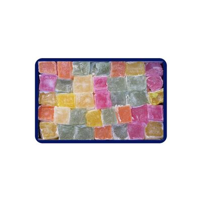 A Mix Of Flavored Turkish Delights , 21.16oz - 600g