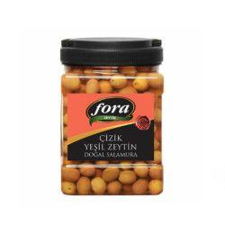Fora - Fora Scratched Green Olives , 1 Kg