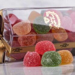Fruit Flavored Round Jelly , 12.4oz - 350g - Thumbnail