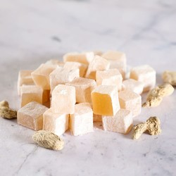 Ginger Flavoured Turkish Delight, 4oz - 125g - Thumbnail