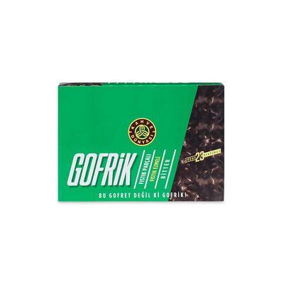 Gofrik Dark Chocolate, 1.16oz - 33g 24 pack