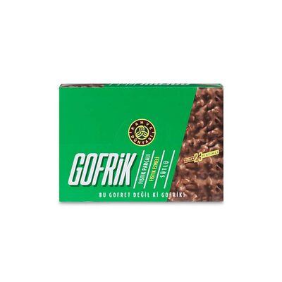 Gofrik Milk Chocolate, 1.16oz - 33g 24 pack