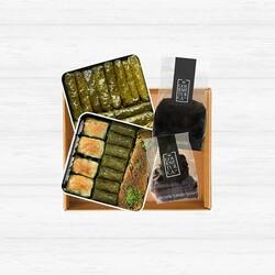 Gourmet Appetizers Basket , 4 pieces - Thumbnail