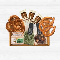 Gourmet Snacks Basket , 6 pieces - Thumbnail
