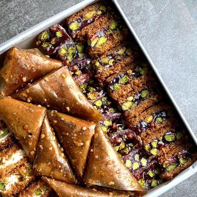 Special Gourmeturca Turkish Delight and Pestil Mix , 35.2oz - 1kg