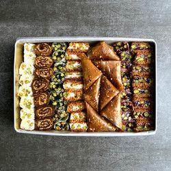 Special Gourmeturca Turkish Delight and Pestil Mix , 35.2oz - 1kg - Thumbnail