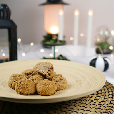Grape Flavored Whole Wheat Cookies , 8.8oz - 250g