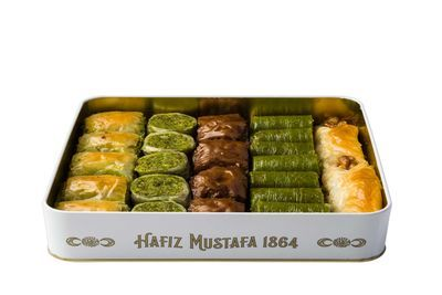 Assorted Baklava , 24 pieces - 26.4oz - 750g