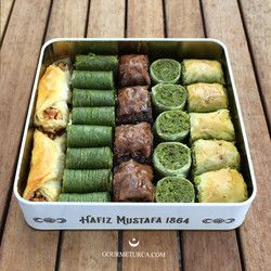 Assorted Baklava , 24 pieces - 26.4oz - 750g - Thumbnail